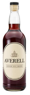 Averell Gin Liquor Damson 750ml